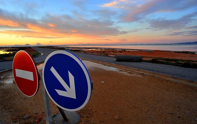 Nikon UD 20mm f/3.5……………..Tunisia,突尼斯 …………兩個指示