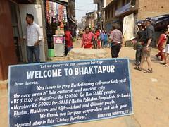 Welcome to Bhaktapur