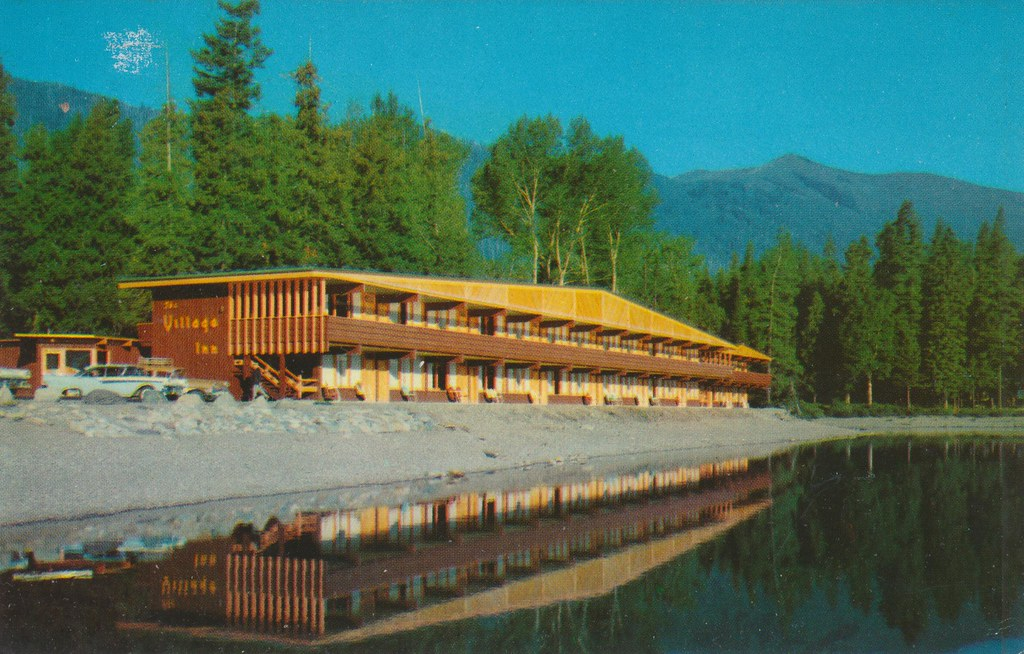 Village inn west glacier montana one of the smartest for Long lake motor inn
