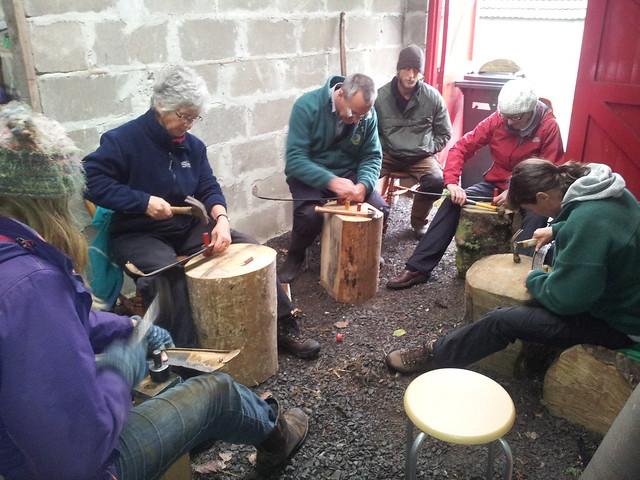 scythe peening Scotland