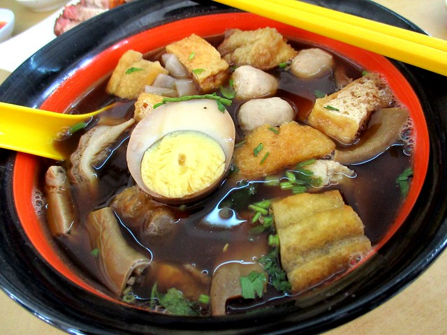 Tung Lok kueh chap special