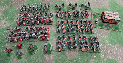 Hail Caesar - Imperial Roman Army