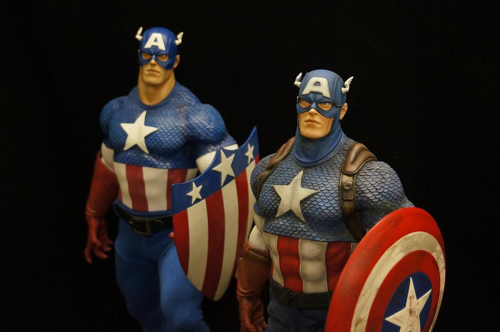 Custom Captain America Premium Format  23759704059_ccdcf6c073_b