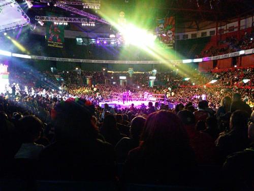 Luta Livre, Arena México.
