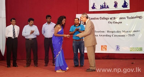 Award Ceremony of London College of Business Technology held