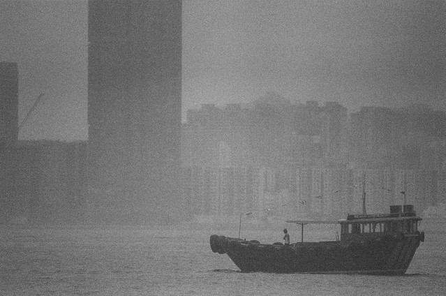 Yashica ML 500mm f8 X ILFORD Delta 3200