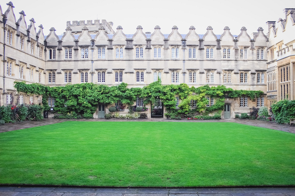 Jesus College, University of Oxford