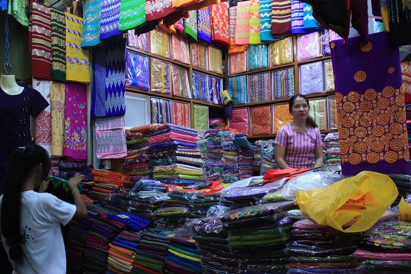 Янгон, Скотт-марткет