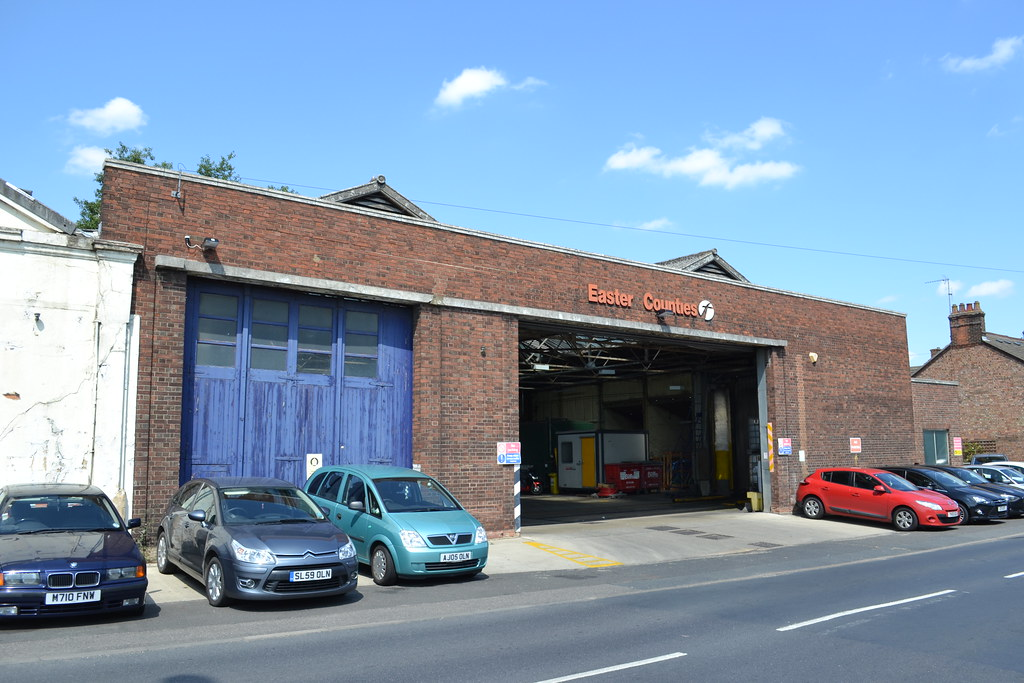 First eastern counties kings lynn depot 8th august 2015 for C furniture new lynn
