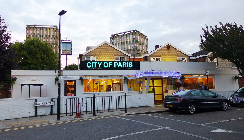 city of paris bethnal green e2 this has a long history. Black Bedroom Furniture Sets. Home Design Ideas