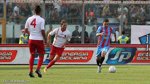 Catanzaro-Catania 0-0: Sulla scia della mediocrità$
