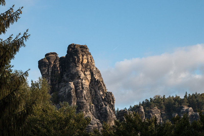 sandstone mountains
