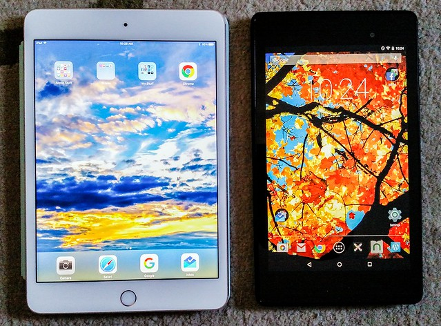 A Tale of Two Tablets