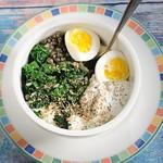 Kale Rice Bowl