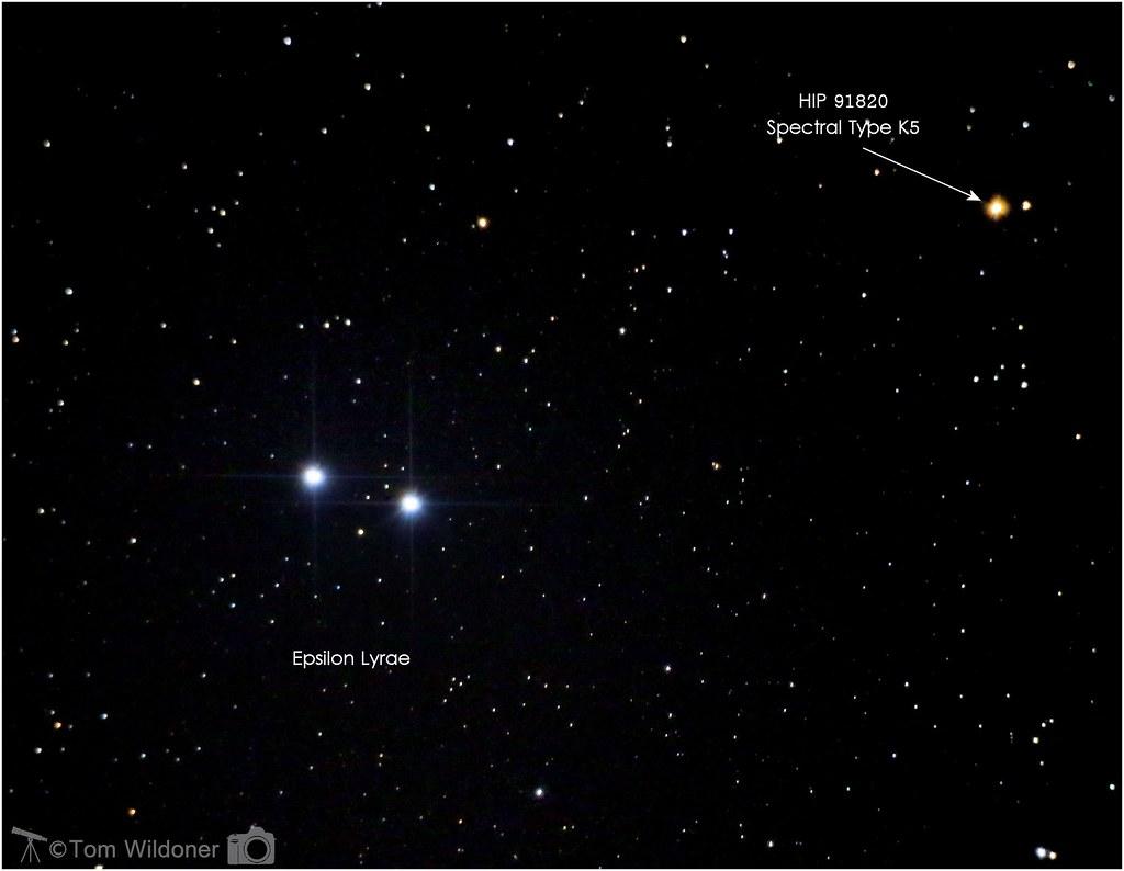 Epsilon Lyrae – The Double Double Star of Lyra   Epsilon ...