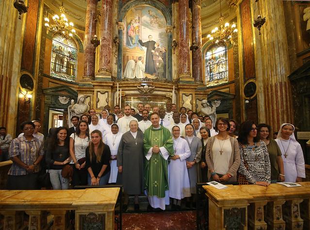 Italia - 147° Spedizione Missionaria