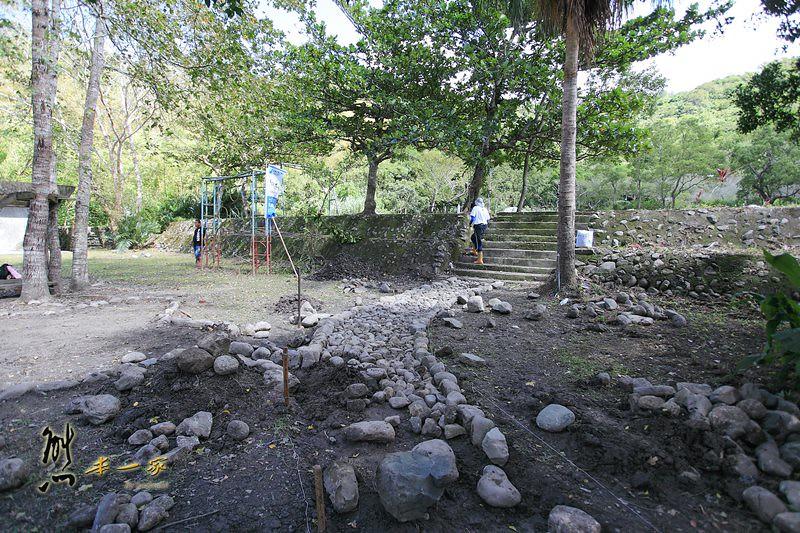 一起哈拉吉拉米代工作假期|修復四維國小|傳統竹耙與火把製作