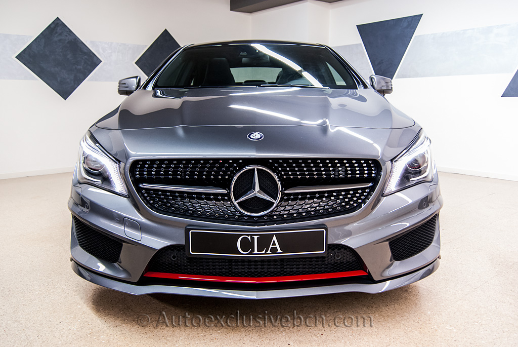 mercedes benz cla 250 sport amg 211 c v gris monta a flickr. Black Bedroom Furniture Sets. Home Design Ideas