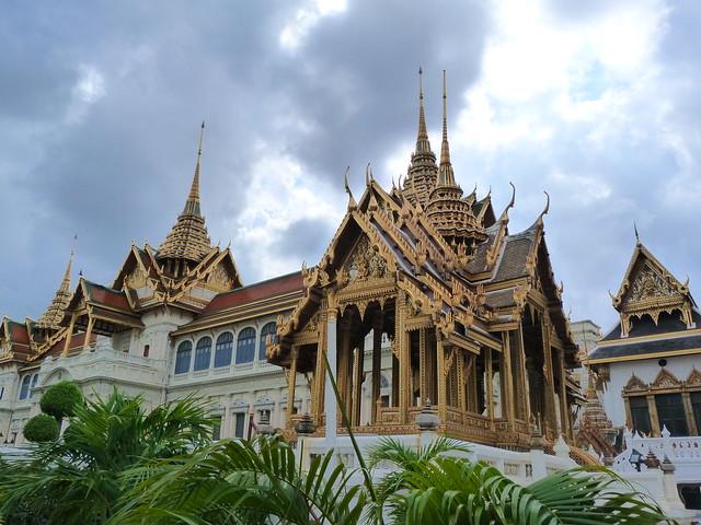 Gran Palacio Real en Bangkok (Tailandia)