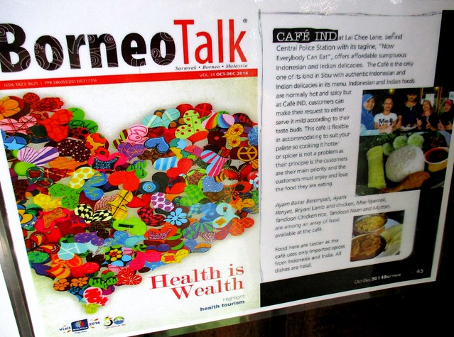 In Borneo Talk