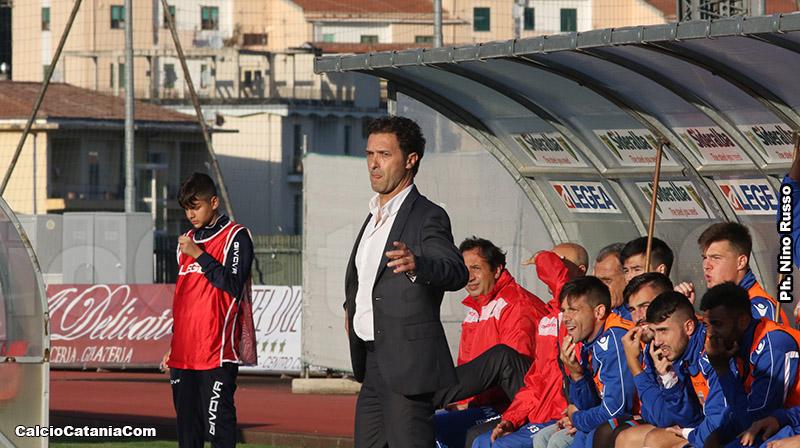 Pino Rigoli all'Arturo Valerio