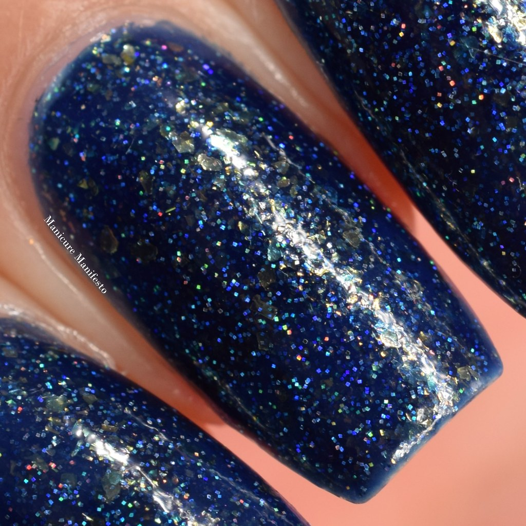 Femme Fatale After Dark Swatch