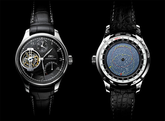 Alt Stars dial wrist watch with your trip to the stars