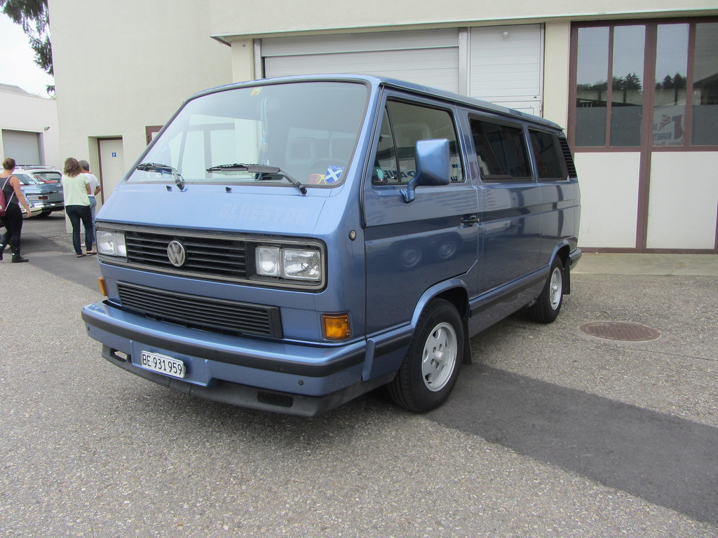 vw t3 multivan bluestar hannover edition oldtimers ble flickr. Black Bedroom Furniture Sets. Home Design Ideas