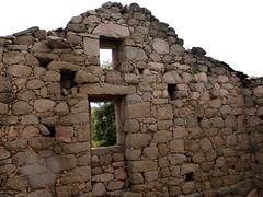 Intérieur de la 2ème maison de Ghjuncaghjola