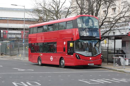 Tower Transit VH38123 BU16UXJ