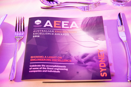 2016 Sydney Engineering Excellence Awards