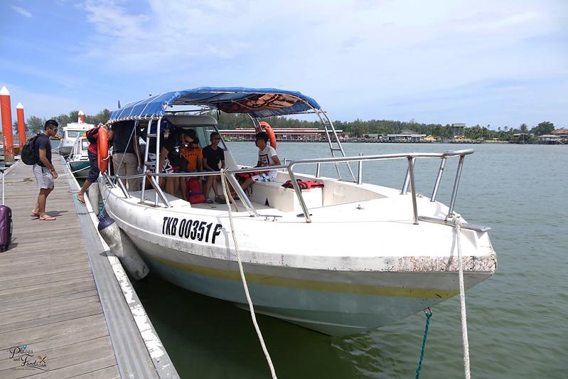 bubu resort speed boat