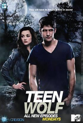 Jaunasis vilkas (2 sezonas) / Teen Wolf (Season 2) (2012)