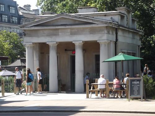 The Lodge Cafe Hyde Park Corner