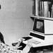 HRA computer lab - ~1983