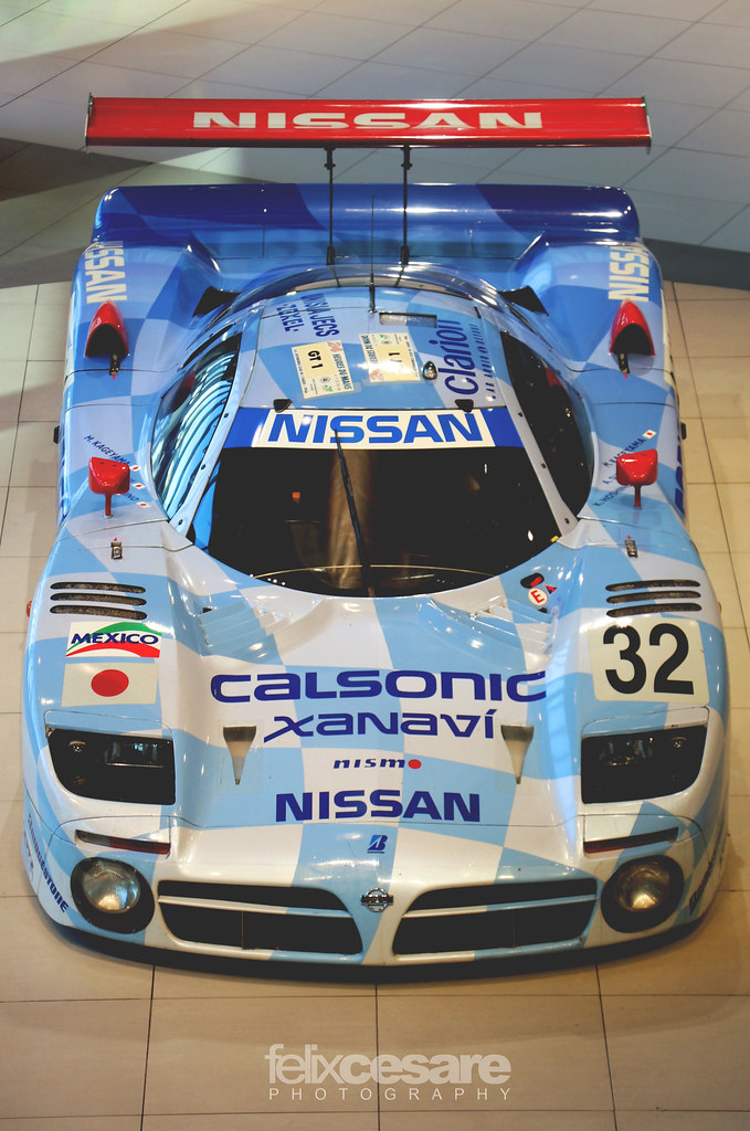 1998 Nissan R390 Gt1 The Nissan R390 Gt1 Was A Mid