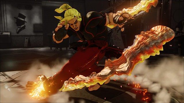Второй бета-тест Street Fighter V начнется 22 октября