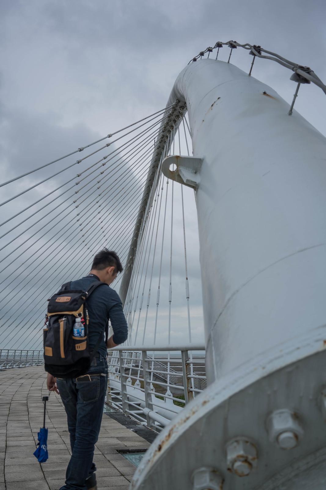 [衝景景點]新竹-豎琴橋