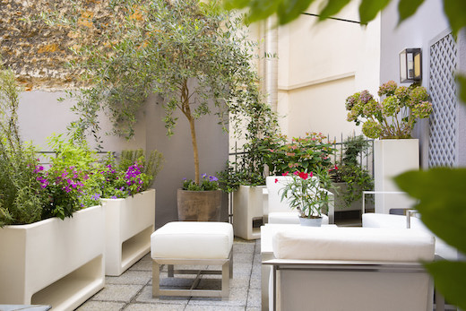 Hôtel Baume **** Paris - book on our website for the best rate guaranteed!