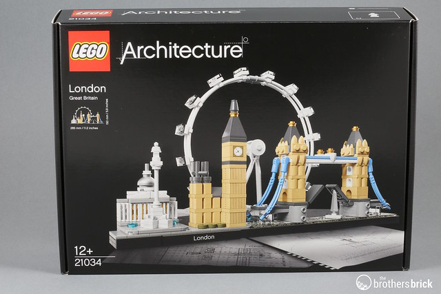 Parts Of A Column >> LEGO Architecture 21034 London city skyline [Review] | The Brothers Brick | The Brothers Brick