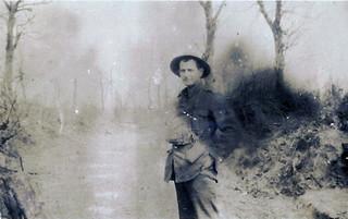 Voller on the Surkon Road Hebuterne