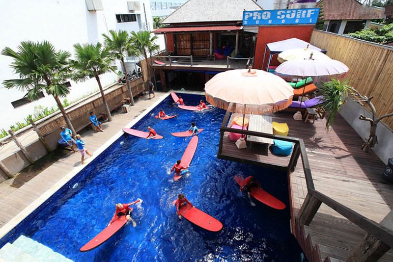 Pro Surf School Pool