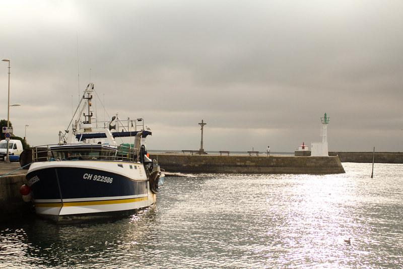 Barfleur - fishing boat