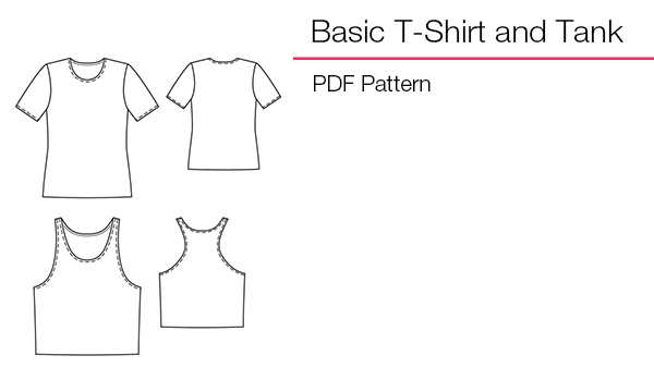 Basic T-Shirt and Tank