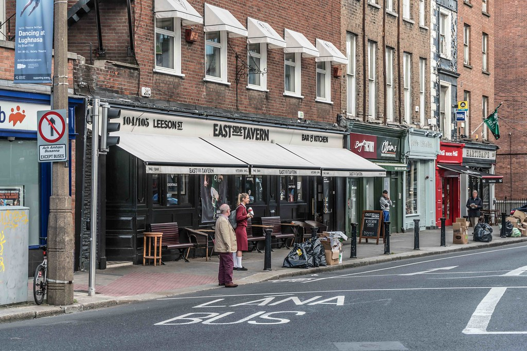Restaurants Leeson Street Dublin
