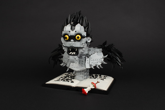 Ryuk from Death Note by Combee on Flickr