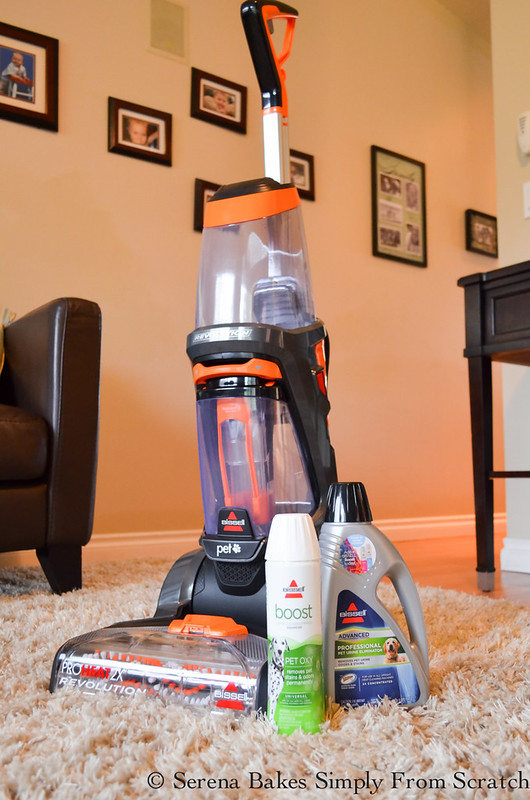 Bissell Proheat 2x Revolution #Shop #CollectiveBias #CleanForTheHolidays