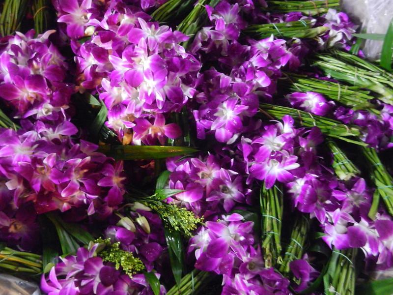 Цветы Бангкока