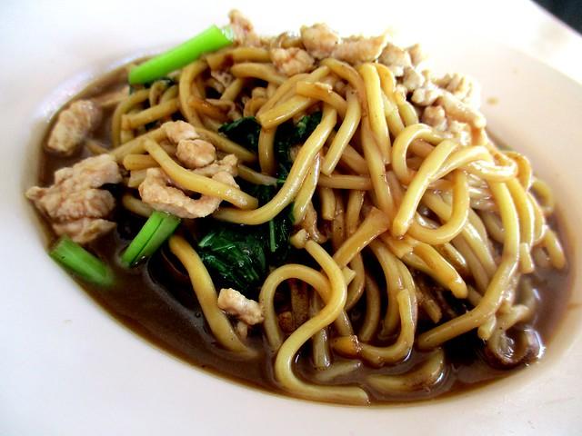Twin Corner Foochow-style fried noodles