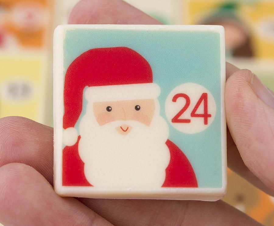 bombones de navidad